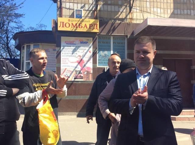 В Мариуполе Королевскую послали в Россию, а Федая - в тюрьму (ФОТО+ВИДЕО), фото-9