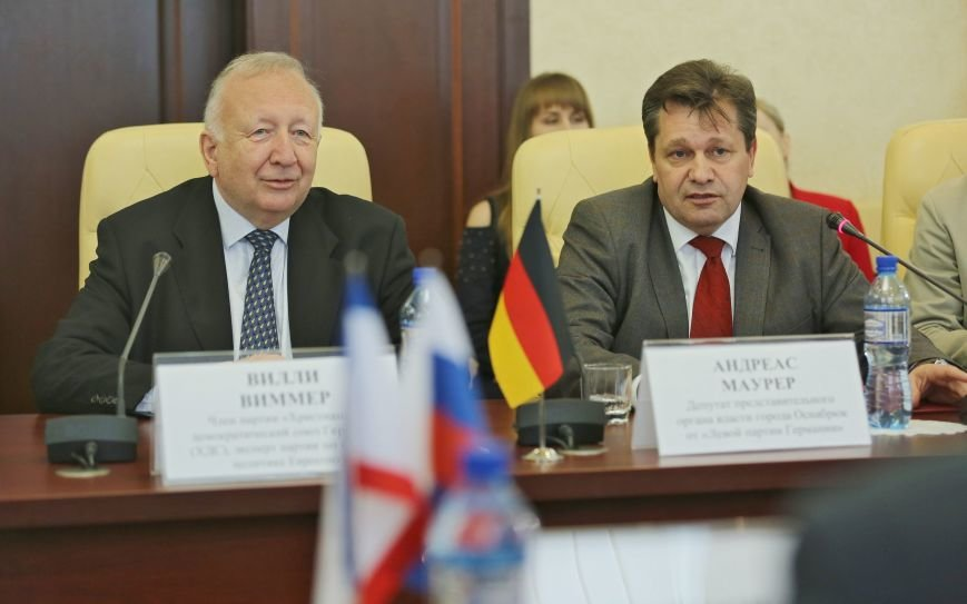 Аксенов уверен в перспективности сотрудничества Крыма и Германии (ФОТО), фото-1