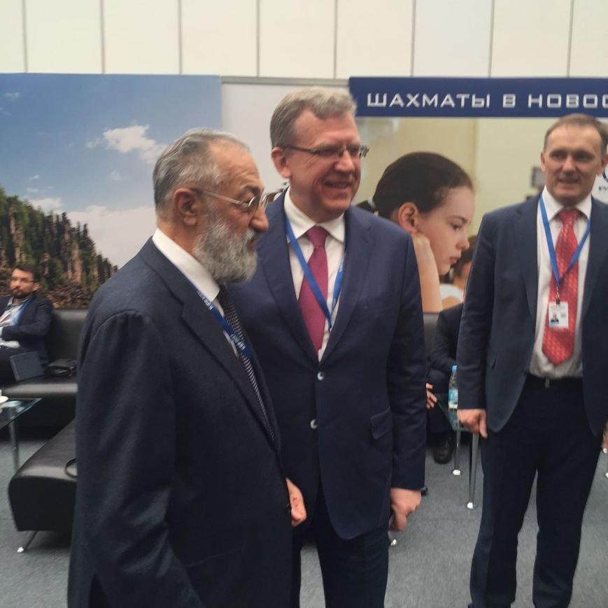 Профсоюз «Правда» принял участие в Красноярском экономическом форуме, фото-2