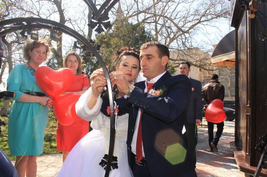 Крымчане отпраздновали «зелёные» свадьбы (ФОТО), фото-8