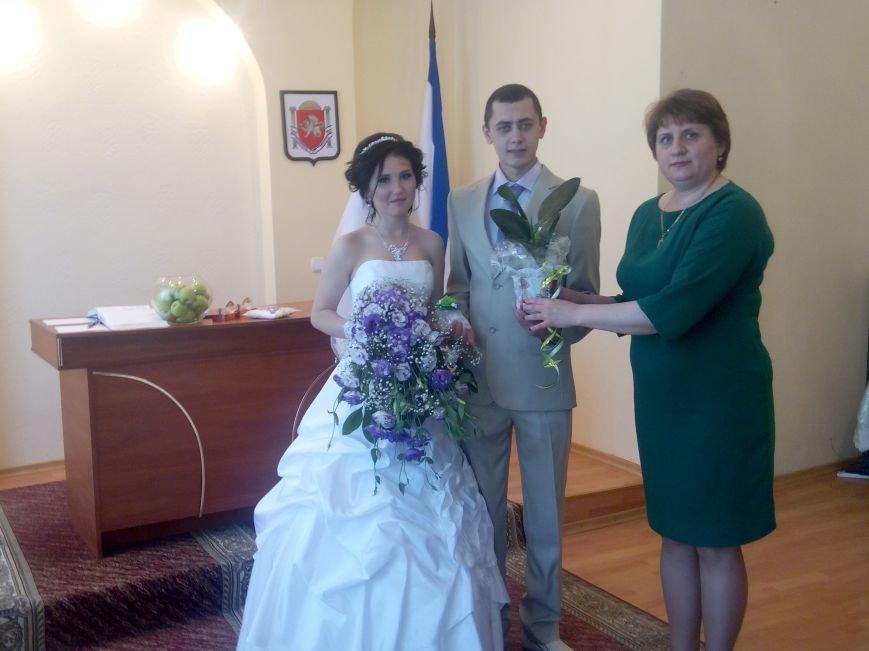 Крымчане отпраздновали «зелёные» свадьбы (ФОТО), фото-1