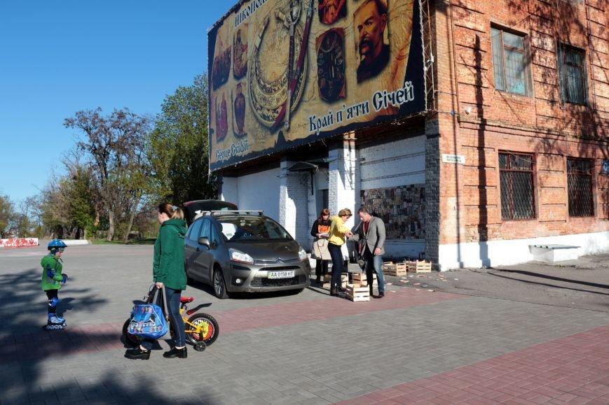 В Никополе появился еще один Арт-объект, фото-5