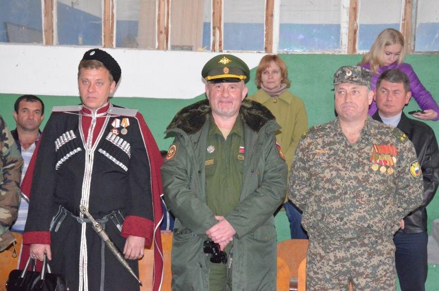 В Ялте впервые в Крыму освящено и вручено атаману Знамя станичного казачьего общества, фото-3