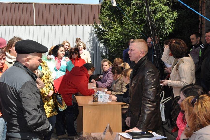Мирноградский ЦЗ провел Ярмарку вакансий для соискателей работы и работодателей, фото-1