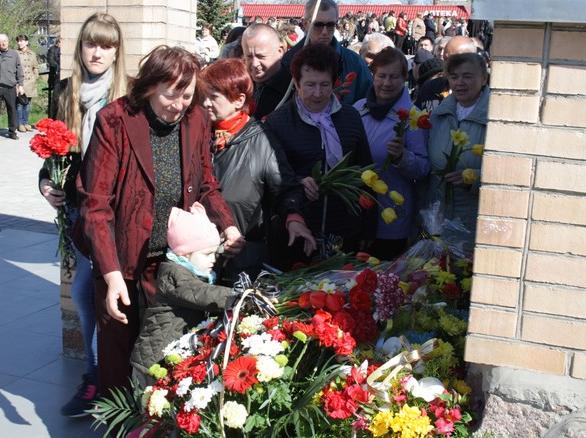 В Бахмуте вспомнили трагические события на Чернобыльской АЭС (ФОТО), фото-12