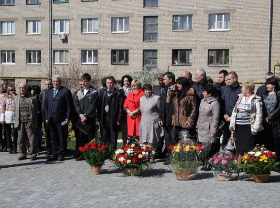В Бахмуте вспомнили трагические события на Чернобыльской АЭС (ФОТО), фото-1