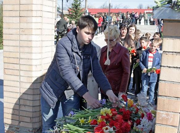 В Бахмуте вспомнили трагические события на Чернобыльской АЭС (ФОТО), фото-13