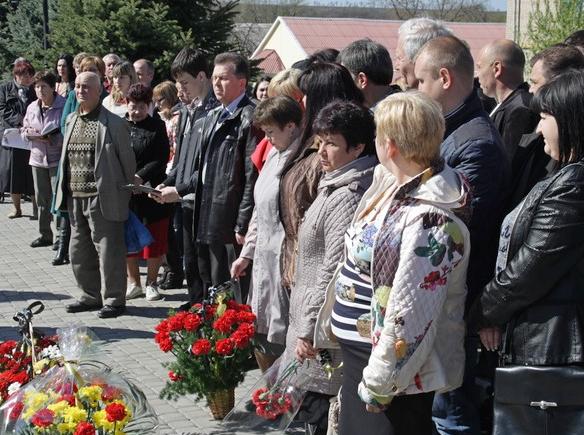 В Бахмуте вспомнили трагические события на Чернобыльской АЭС (ФОТО), фото-7