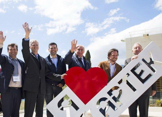 «Артек» посетила немецкая делегация политиков, представителей бизнеса и СМИ, фото-1
