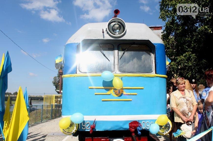 В Ужгороді з 1-го травня запрацює дитяча залізниця: фото, відео, фото-2