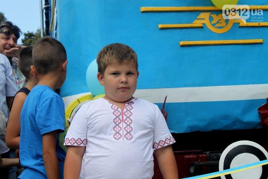 В Ужгороді з 1-го травня запрацює дитяча залізниця: фото, відео, фото-7