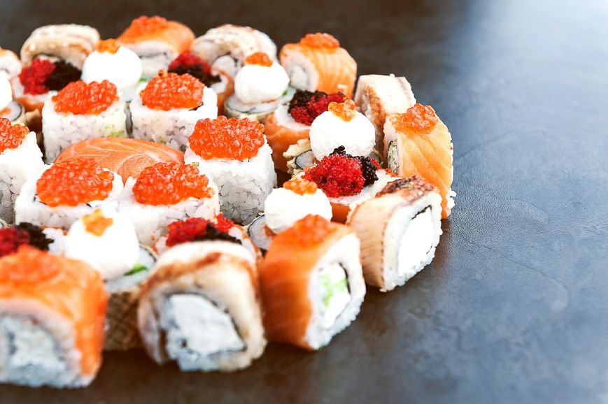 Двойной удар от суши-бара «Микадо». Звони в Микадо!!!, фото-1