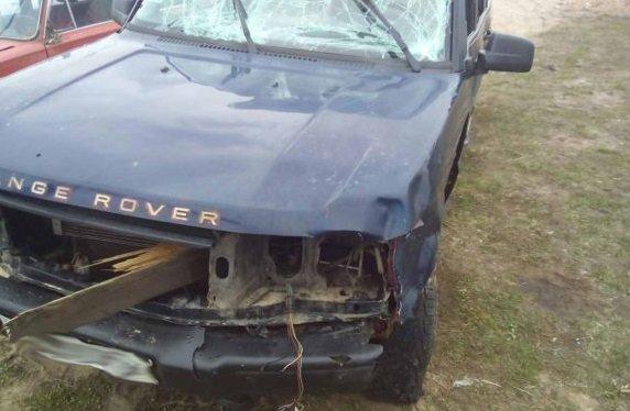 В Браславском районе Range Rover упал с моста в реку: погибла женщина, водитель и пассажир выбрались на берег, фото-2