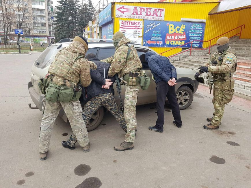 В Донецкой области за мздоимство будут судить директора лесхоза и лесника (ФОТО), фото-1