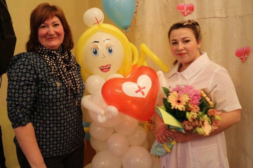 В Краматорске выбрали лучших медсестер, фото-3