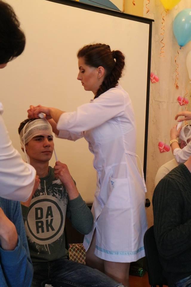 В Краматорске выбрали лучших медсестер, фото-4