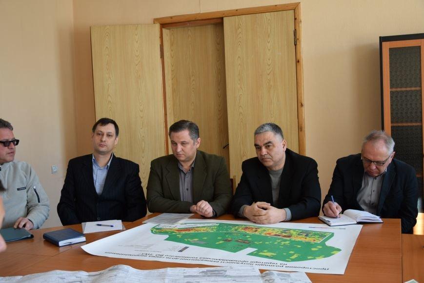 В Каменском решением проблем бывшего ПХЗ займется рабочая группа, фото-3
