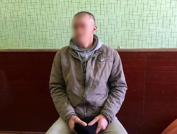 Боевик «Оплота» задержан вблизи Мариуполя (ФОТО), фото-1