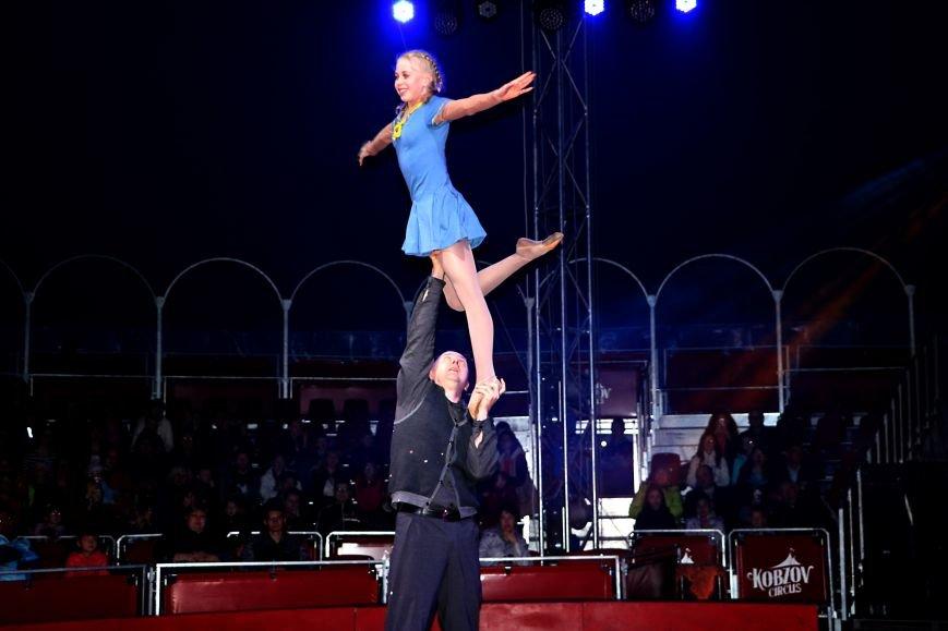 Итальянский цирк поражал мариупольцев слонами, тиграми и мужским акробатическим шоу (ФОТО, ВИДЕО), фото-6