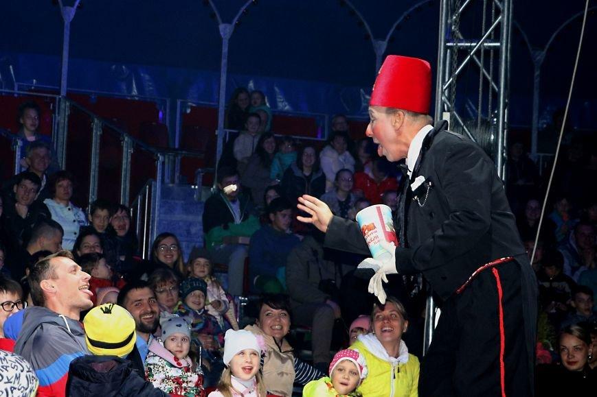 Итальянский цирк поражал мариупольцев слонами, тиграми и мужским акробатическим шоу (ФОТО, ВИДЕО), фото-5