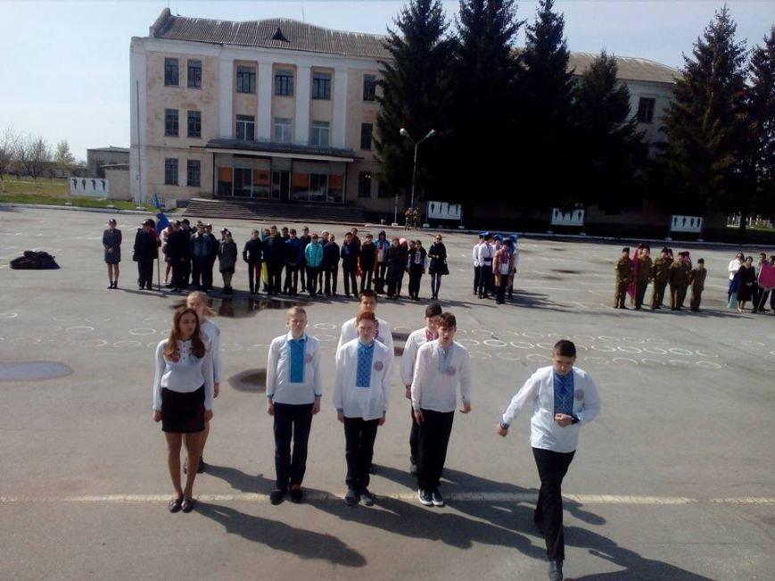У Новограді-Волинському відбувся міський етап дитячо-юнацької військово-патріотичної гри «Сокіл» («Джура»), фото-2
