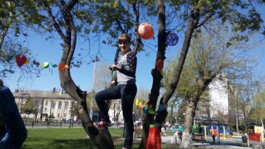 В Покровську пройшло кольорове свято психології, фото-1