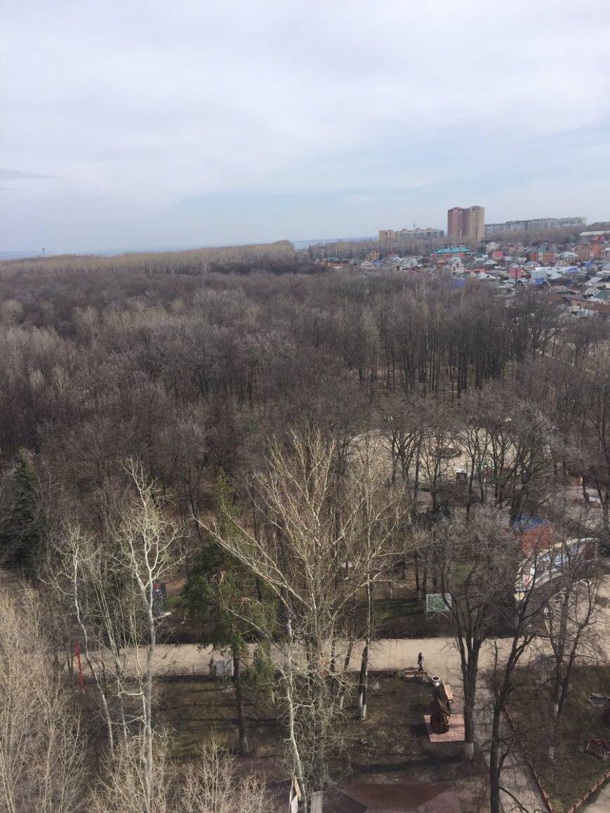 В Ульяновске заработало новое колесо обозрения. ФОТО, фото-4