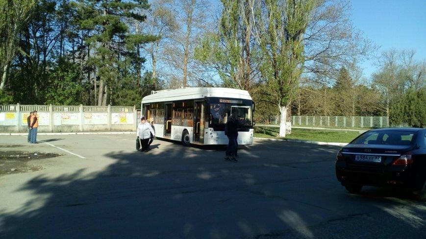 """В Симферополе запустили троллейбусы по маршруту №16 """"Марьино-Агроуниверситет"""" (ФОТО), фото-1"""