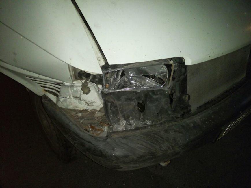 Вчера в центре Покровска произошло ДТП с пострадавшими (ФОТО), фото-6