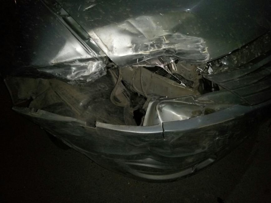 Вчера в центре Покровска произошло ДТП с пострадавшими (ФОТО), фото-1