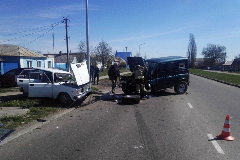 В столкновении УАЗа и ВАЗа погибла женищна, фото-1