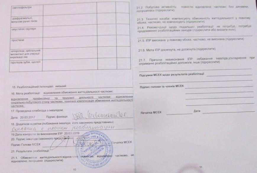 Покровчанке Ирине Назаренко нужны средства на операцию по эндопротезированию суставов, фото-7