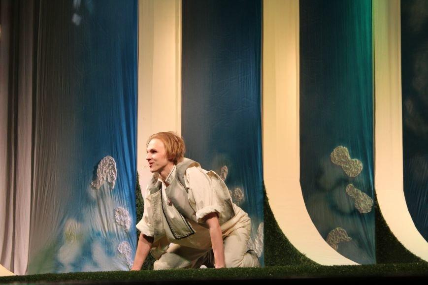 В каменском театре поведали о преданных женщинах и слабых мужчинах, фото-5