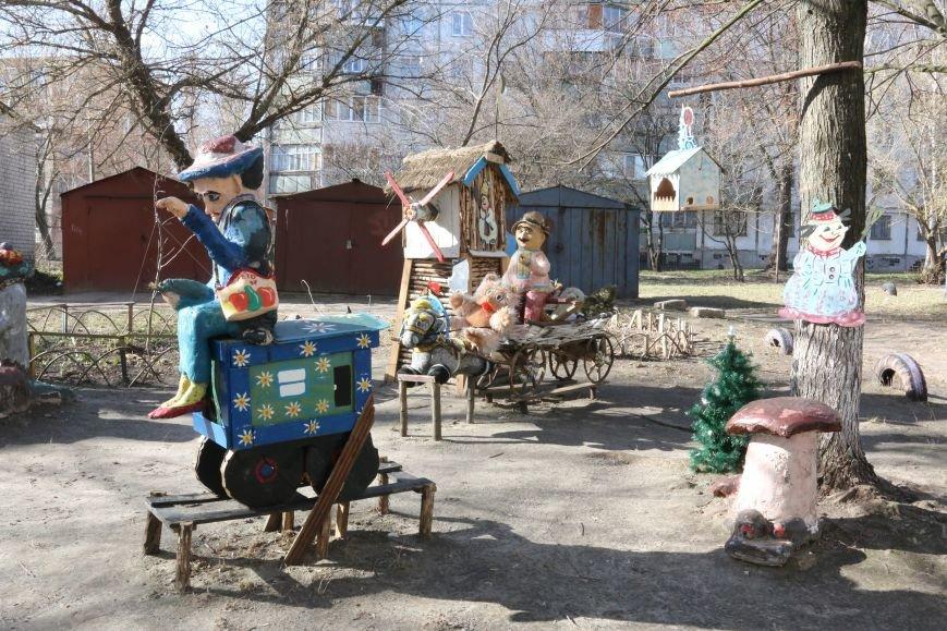 В черниговском дворе поселилась сказка!, фото-2