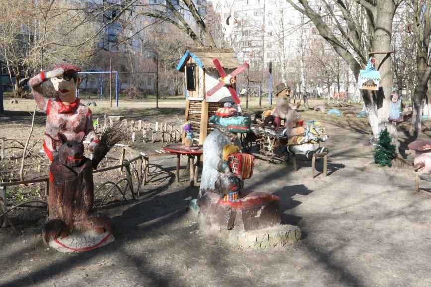 В черниговском дворе поселилась сказка!, фото-3