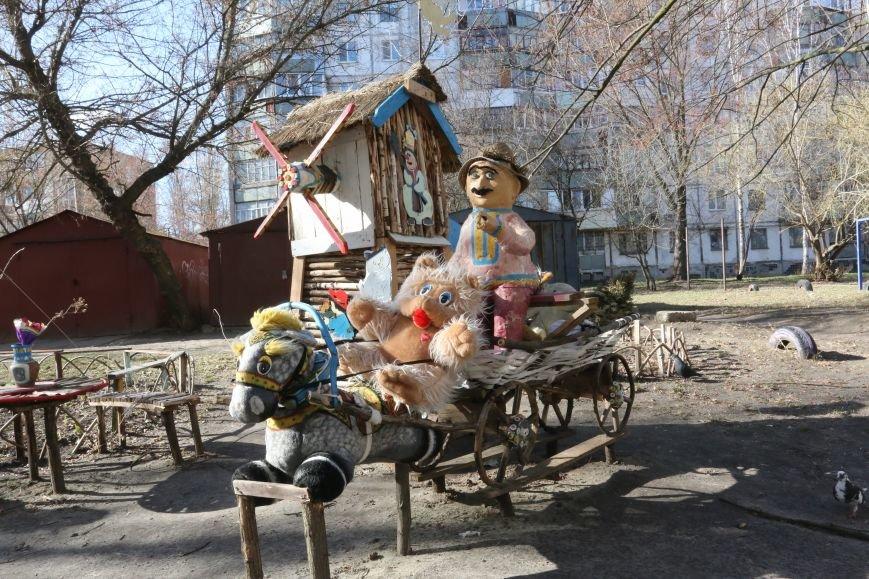 В черниговском дворе поселилась сказка!, фото-4