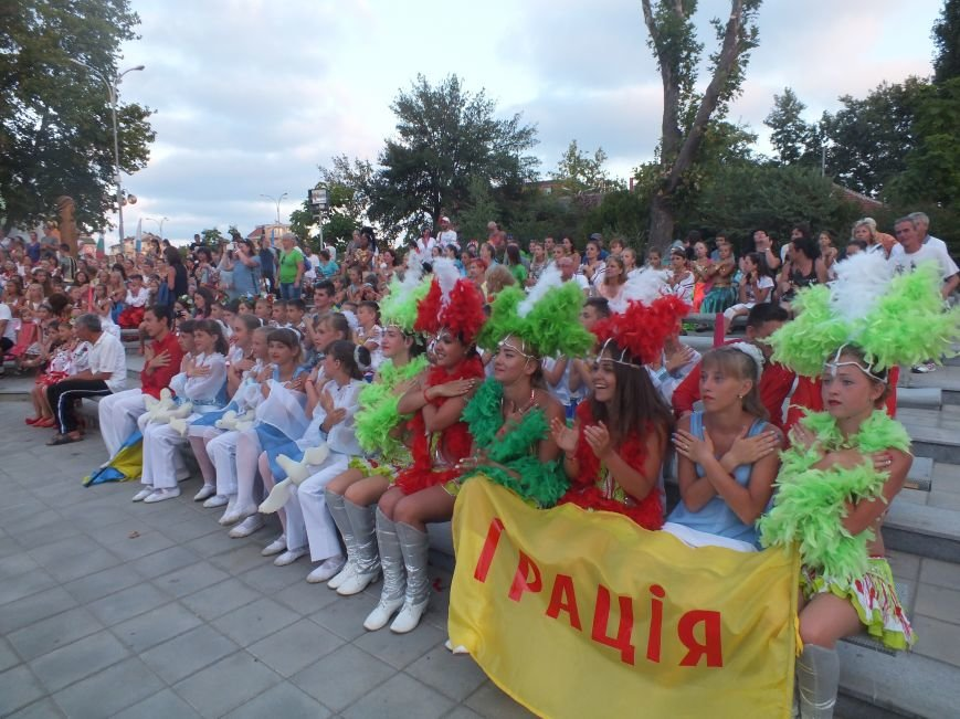 Новомосковская «Грация» празднует 30-летие, фото-1