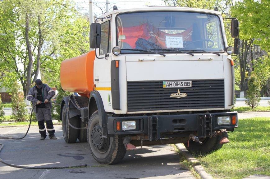 В Мариуполе молодожены высадили калину (ФОТО), фото-2