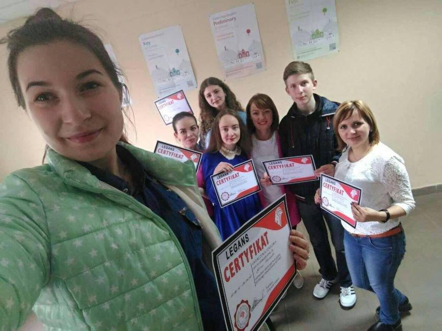 У Новограді-Волинському відбувся випуск слухачів курсів польської мови, фото-2
