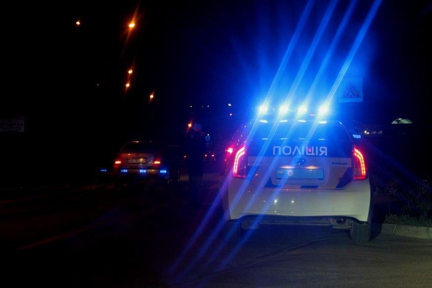 В Ужгороді на Гагаріна група ромів бризнула чоловіку газовим балончиком у обличчя та пограбувала дівчину, фото-1