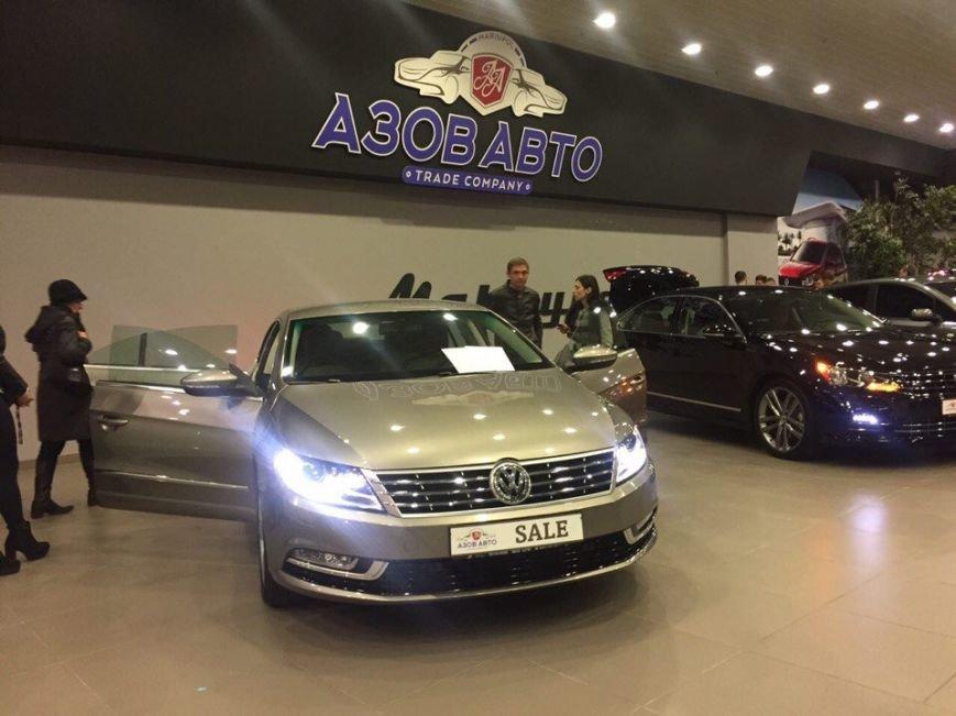 Состоялось торжественное открытие нового мультибрендового автосалона компании «Азов-Авто-Трейд», фото-12