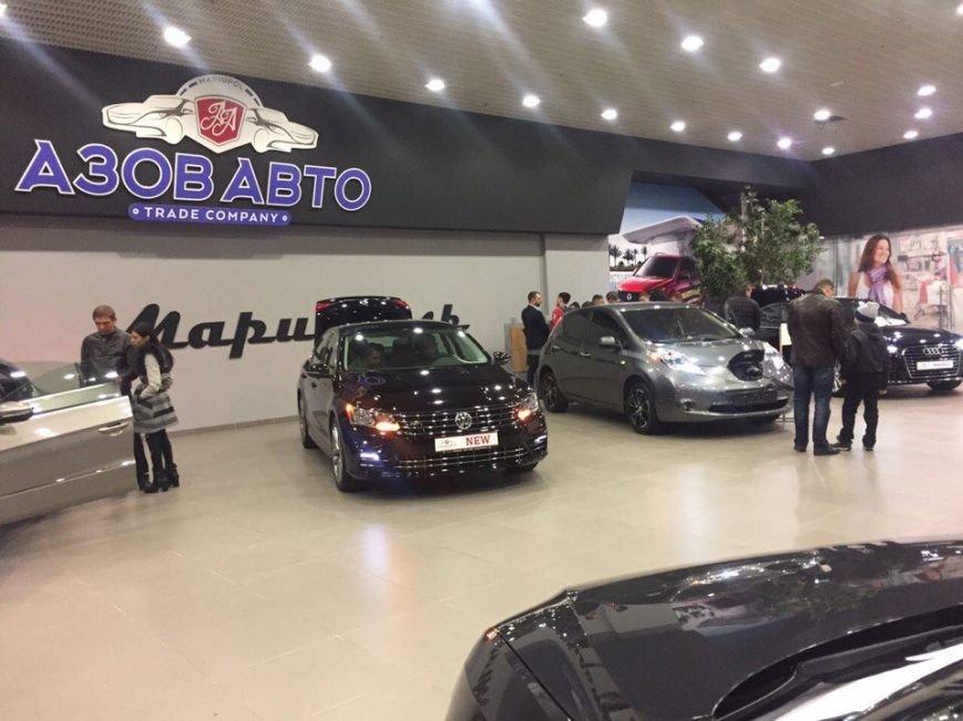 Состоялось торжественное открытие нового мультибрендового автосалона компании «Азов-Авто-Трейд», фото-15