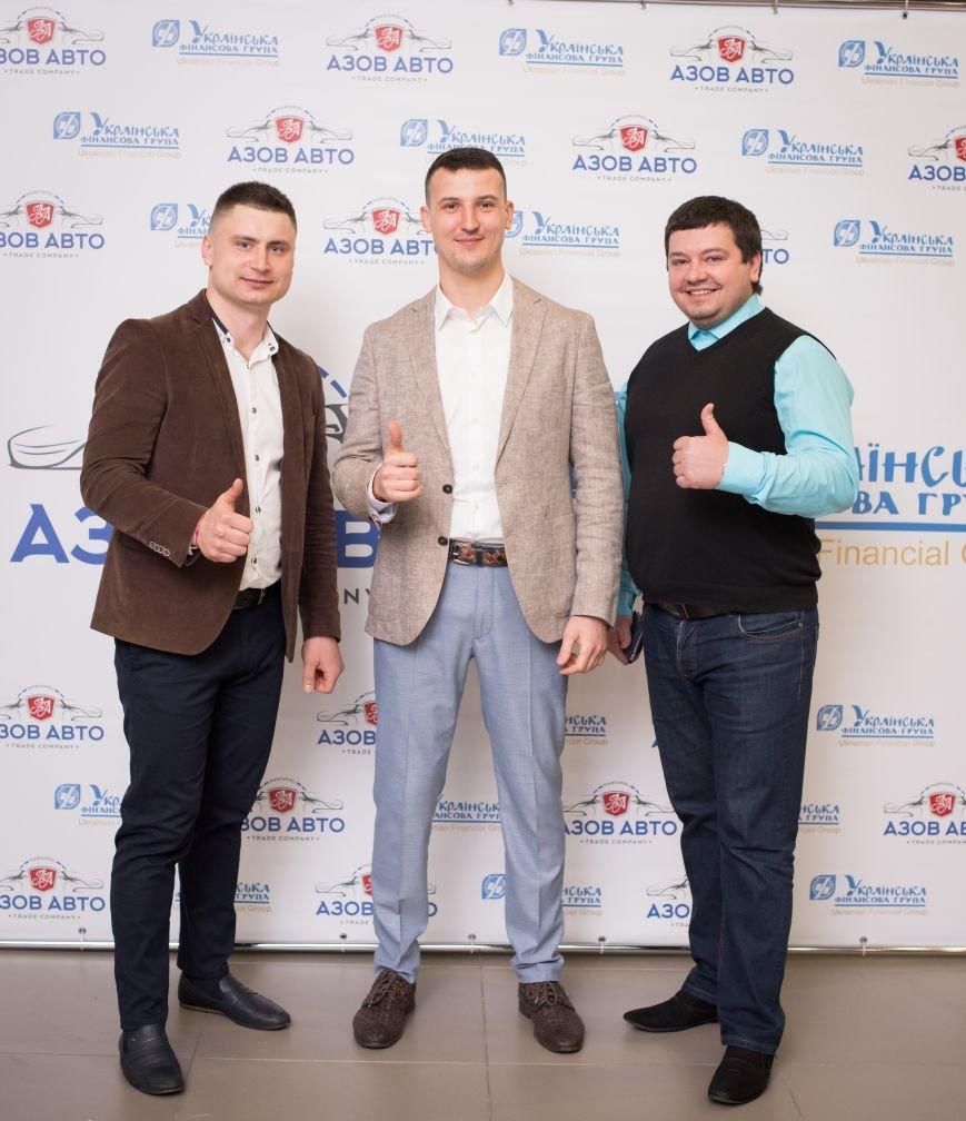 Состоялось торжественное открытие нового мультибрендового автосалона компании «Азов-Авто-Трейд», фото-1