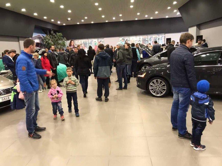 Состоялось торжественное открытие нового мультибрендового автосалона компании «Азов-Авто-Трейд», фото-14
