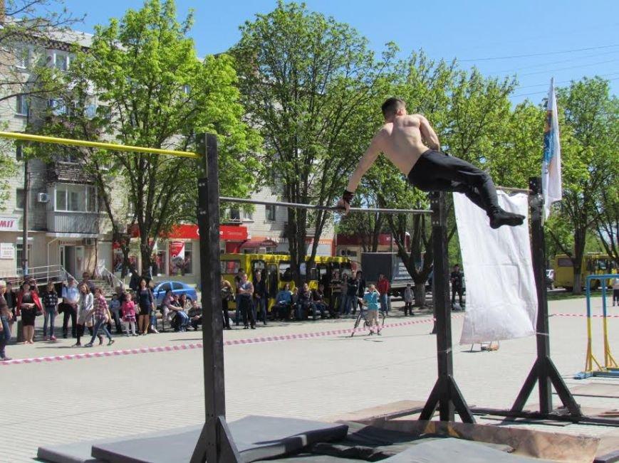В центре Павлограда прошел турнир-фестиваль по Street Workout, фото-2