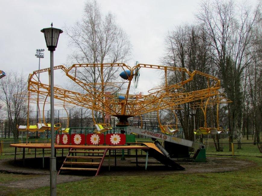 В Новополоцке вышел из спячки парк культуры и отдыха. ФОТОФАКТ, фото-2