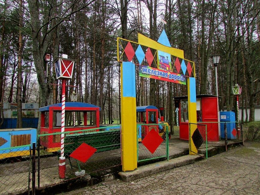 В Новополоцке вышел из спячки парк культуры и отдыха. ФОТОФАКТ, фото-3