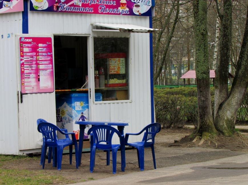 В Новополоцке вышел из спячки парк культуры и отдыха. ФОТОФАКТ, фото-6