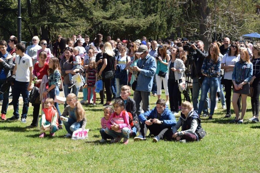 В Екатерининском саду Симферополя открыли туристический сезон (ФОТО), фото-1