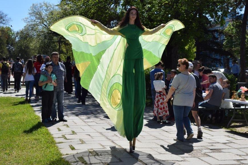 В Екатерининском саду Симферополя открыли туристический сезон (ФОТО), фото-5